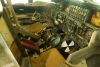 Cockpit of the B-52 at Aviation Heritage Center, Darwin NT