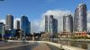 New Skyline of Perth harbour, WA