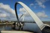 Island bridge - New Skyline of Perth harbour, WA