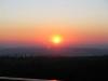 Chutzenturm im Sonnenaufgang im Juli 2010