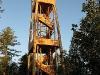 Der Chutzenturm im Wald