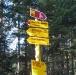 Wanderung Vorderrheinschlucht Sereina, Graubünden