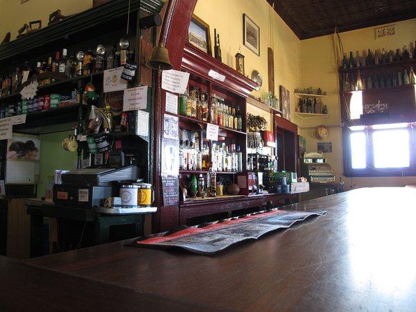 National Hotel Pub, Sandstone, WA Australia