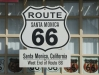 End of Route 66, Santa Monica Beach, LA USA