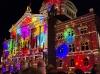 Bundeshaus im Lichtspektakel