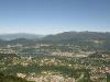 Weitblick über Grancia, Muzzano