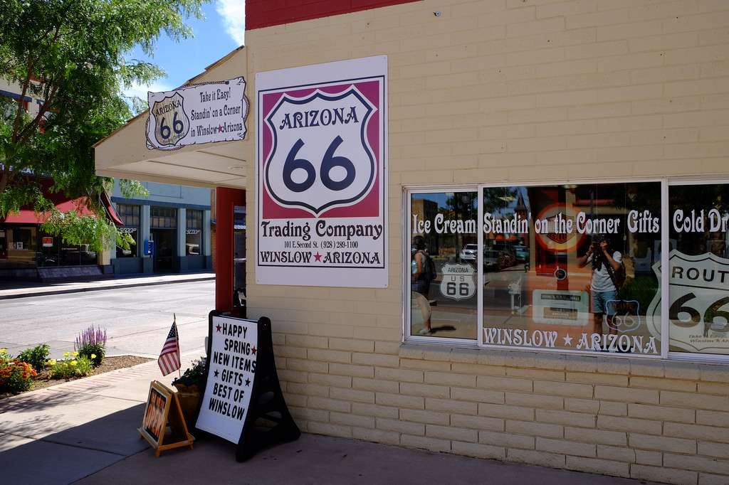 Winslwo, Arizona, USA